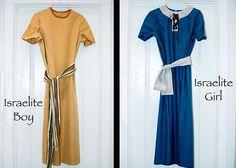 israelite costume - Google Search
