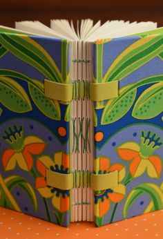 #bookbinding tropical