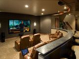 Performance Theater - contemporary - media room - philadelphia - by Media Rooms Inc