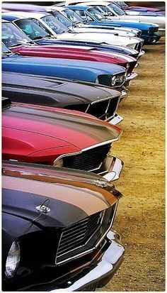 Mustang Cars : Illustration Description Classic Mustang – Marc McNeil – Google+