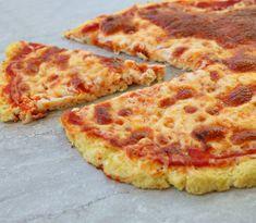Cauliflower Pizza recipe - Created by Julie Van Rosendaal Cauliflower Pizza, Pizza Recipes, Van, Snacks, Cooking, Food, Kitchen, Appetizers, Vans