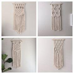 Macrame Kit/Macrame Wall Hanging Kit/DIY Gift/KIT by ReformFibers