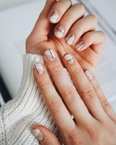 Fall Nail Ideas that are Perfect for Thanksgiving Minimalist Nails, Gel Nails, Acrylic Nails, Nail Polish, Pink Polish, Nail Manicure, Cute Nails, Pretty Nails, Pretty Makeup