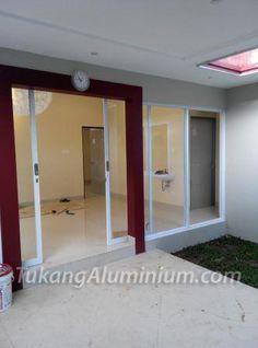 Pintu Aluminium Sliding