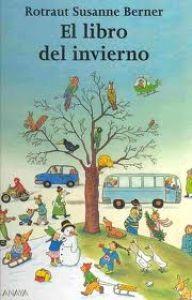 """""""El libro del invierno"""", un libro sin palabras muy adecuado para estas fechas"""