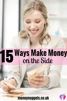 Do you want to earn more money? Being better off isn't just about saving: it's about finding innovative, realistic and best ways to make extra money. Invest your time and effort wisely following our simple tips!
