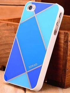 iphone4 4S 5 5S case Plaid iphone cases