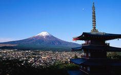 Mount Fuji,Japan ~
