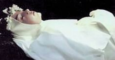 Blessed Imelda Lambertini , INCORRUPT BODY Where: San Sigismondo Church near the University of Bologna, Bologna, Italy. Blessed Imelda died in ecstasy while receiving her First Holy Communion. Lived 1322 A.D. ~ 1333