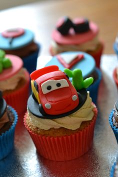 Disney's Cars Party! - Lightning McQueen
