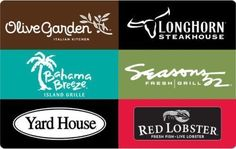 #Coupons #GiftCards Red Lobster® Gift Card - $25, $50 or $100 - Email delivery #Coupons #GiftCards