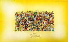 Papel de Parede - The Simpsons