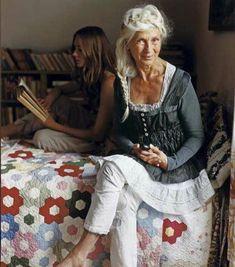 écologie de la beauté - C'est Dimanche, patrons femme et enfant - sewing patterns for women and children