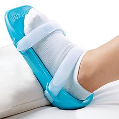 Icy Feet Iced Sole — at last, a cold pack that's made to fit your feet for simple, effective cold therapy!