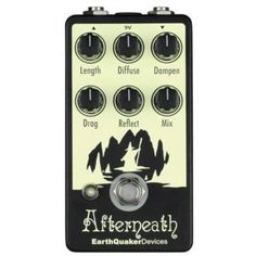 EarthQuaker Devices - Afterneath Reverb