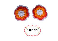 Zarcillos tejido en la tecnica de crochet, trabajo artesanal hecho a mano Ref: az01 Crochet Earrings, Jewelry, Craft Work, Ear Studs, Hand Made, Tejidos, Accessories, Jewlery, Jewerly