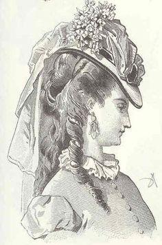 Victorian Era Women 1870s - Harper House