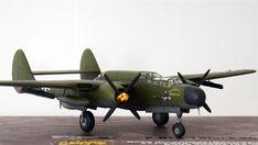 Hersteller: HobbyBoss| Sparte: Historische Flugzeuge | Katalog Nummer: 87261 - US P-61A Black Widow Maßstab: 1:72 | Einzelteile: 91 | Länge: 210mm | Spannweite: 279mm Black Widow, Scale Models, Fighter Jets, Wings, World, Creative, World War Two, Catalog, Scale Model