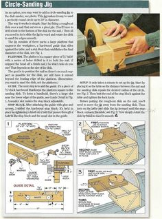 WoodArchivist is a Woodworking resource site which focuses on Woodworking Projects, Plans, Tips, Jigs, Tools Woodworking Workshop, Woodworking Wood, Woodworking Projects, Sanding Wood, Wood Turning Projects, Woodworking Techniques, Diy Tools, Tricks, Metal Working