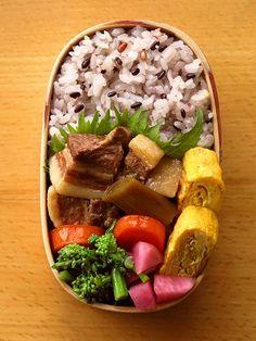 八角風味の煮豚