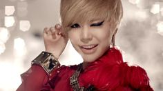 Sunny from Girl's Generation (SNSD) in the MV: The Boys