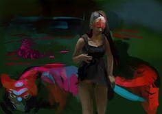 Awesome Digital Art by SaskiaGutekunst