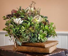 Stunning Floristry! - woodland-bouquet-Art-of-Weddings-Francoise