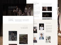 SuEvents website by Nikita Lubarshuk
