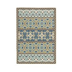 Safavieh Almira Indoor/Outdoor Area Rug ($136) ❤ liked on Polyvore featuring home, rugs, green, indoor outdoor rugs, olefin rug, safavieh area rugs, outside rugs and green floral rug