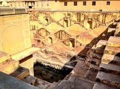 Step Well. Jaipur, India.