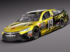 Nascar Toyota Camry Stanley Carl Edwards 2015 Model available on Turbo Squid, the world's leading provider of digital models for visualization, films, television, and games. Nascar Cars, Nascar Racing, Race Cars, Matt Kenseth, Bmw 4, 3d Studio, Toyota Camry, Trucks, Models