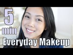 Everyday Natural Makeup in 5 Minutes!