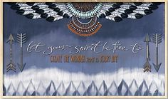 The Gecko Shack - Let Your Spirit Be Free to Create the Wonder That is Your Life Large Hard Backed Gypsy Spirit Canvas 1500 x 870mm by Lisa Pollock Australia, $449.95 (http://www.geckoshack.com.au/let-your-spirit-be-free-to-create-the-wonder-that-is-your-life-large-hard-backed-gypsy-spirit-canvas-1500-x-870mm-by-lisa-pollock-australia/)