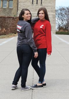 Check out the Long Sleeve Back Landscape Tee at The Cornell Store