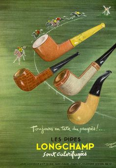 Longchamp Pipe ad