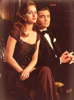 Chuck: Dance with me.  Blair: What's the point, Chuck? We're never gonna be them. You said so, remember? It's not for us.  Chuck: Maybe, but I wouldn't change us, not if it meant losing what we have.  Blair: Well, what do we have, Chuck? You tell me.  Chuck: Tonight. So shut up, and dance with me.