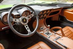 1969 Lamborghini Miura P400S SV Specification