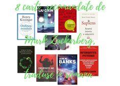 8 carti recomandate de Mark Zuckerberg, traduse in romana Banks, Couches