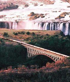 Rovos Rail, Αφρική