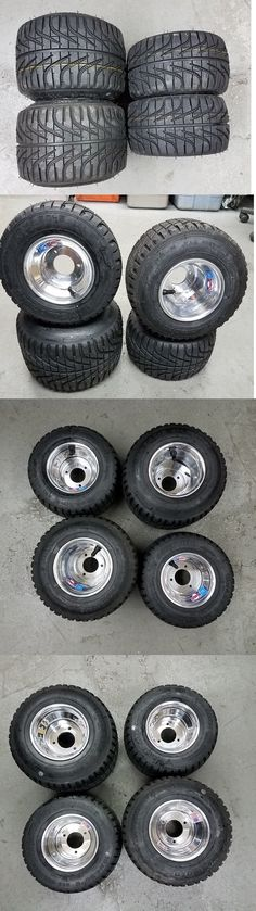 Parts and Accessories 64657: Go Kart Wheels, Go Kart Rain Tires, Radio Flyer Wagon Tires, Set Of (4) -> BUY IT NOW ONLY: $284.95 on eBay!
