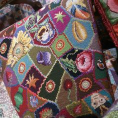 Susan Bates: Kaffe Fassett Exhibition in London