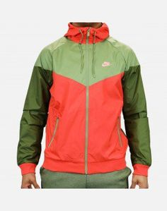 a1b7d8d47184de Nike Windrunner Jacket (Max Orange) Nike Windrunner Jacket