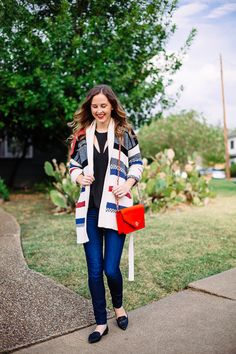 @SideSmileStyle of Side Smile Style featuring @ToryBurch, @BCBG and #AmericanEagle
