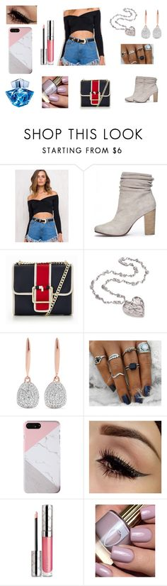 Designer Clothes, Shoes & Bags for Women Thierry Mugler, Chinese Laundry, Tiana, Motel, Tommy Hilfiger, Shoe Bag, Polyvore, Stuff To Buy, Accessories