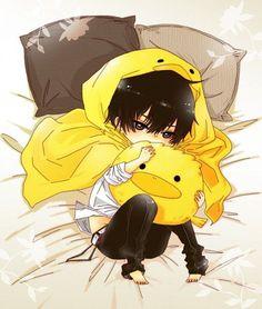 Hibird, Hibari Kyoya is so cute..
