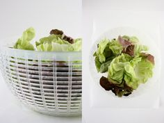 How to Keep Your Salad Crisp