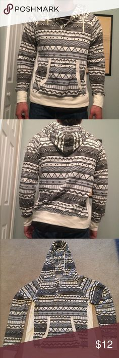 Pullover hoodie Men's Medium Worn once (for the picture above). Lightweight pullover hoodie Size Medium 60%cotton/40%polyester Alpha Beta Apparrel Jackets & Coats Lightweight & Shirt Jackets