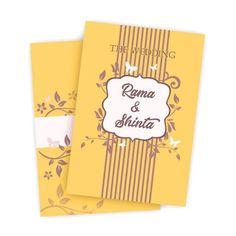 Classic Gold, Wedding Card, Undangan Pernikahan,Wedding Card, Wedding Invitation, Undangan, Undangan Pernikahan,Invitation wedding,Invitation,wedding