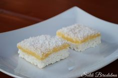 Krispie Treats, Rice Krispies, Vanilla Cake, Tej, Paleo, Gluten, Cooking Recipes, Baking, Desserts