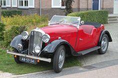 1935 Rover 12 HP Tourer
